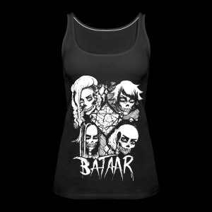 VICIOUS SKULLTULA Girls Tanktop - Women's Premium Tank Top