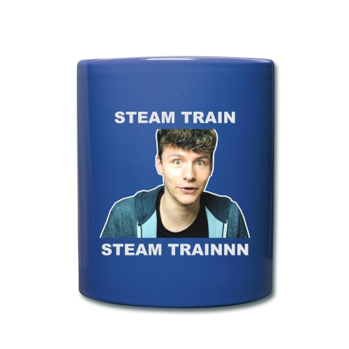 Mug: Stream Train - Full Colour Mug