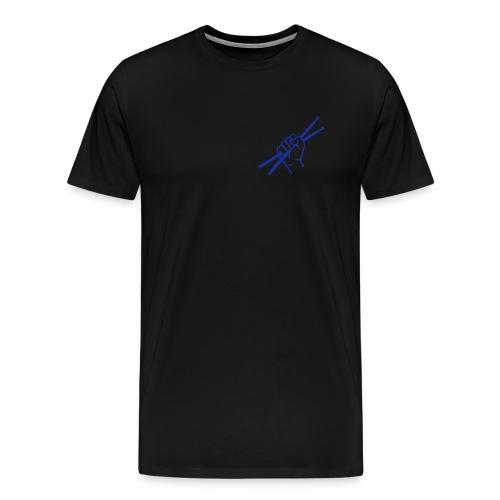 DRUMMER! - Männer Premium T-Shirt