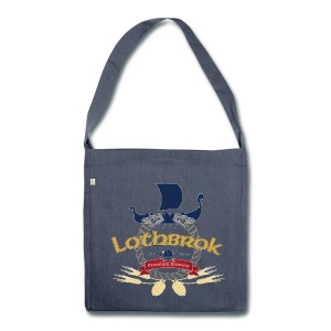 Lothbrok Brewery  - Schultertasche aus Recycling-Material