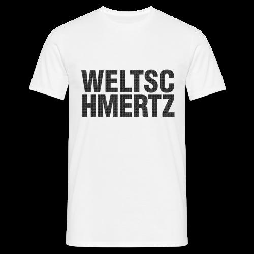 Weltschmertz Tshirt - Männer T-Shirt