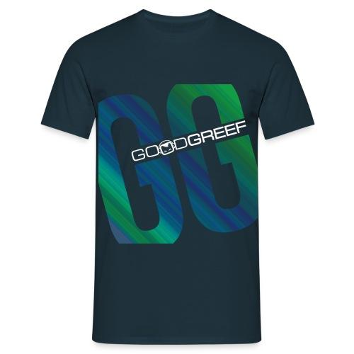 Goodgreef Men's Big Print T-Shirt - Men's T-Shirt
