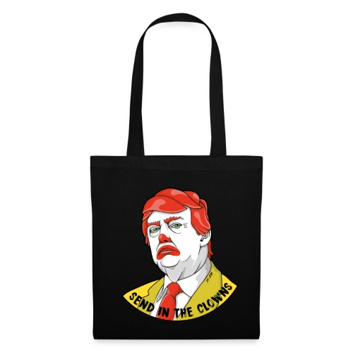 Scary Clown President - Tote Bag