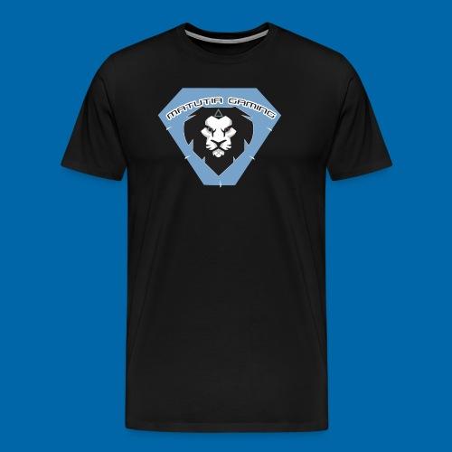 Maglietta nera MATUTIA GAMING gruppo Facebook - Maglietta Premium da uomo