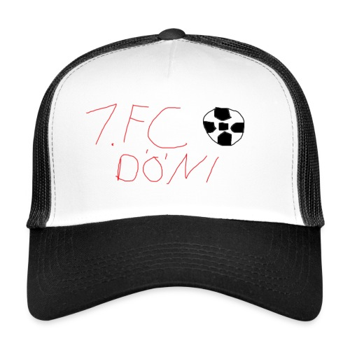 FC DÖNI ORIGINAL CAP - Trucker Cap