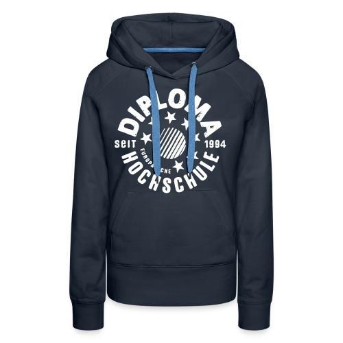 DIPLOMA Alumni Girls-Hoodie - Frauen Premium Hoodie