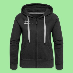 Sprint. Originals Women's Premium Hoodie - Women's Premium Hooded Jacket