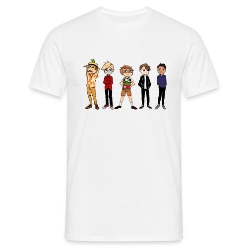 Unisex Gang T-Shirt - Men's T-Shirt