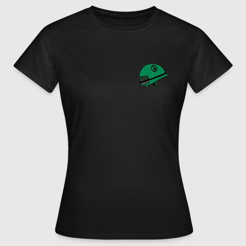 armee helm t shirt spreadshirt. Black Bedroom Furniture Sets. Home Design Ideas