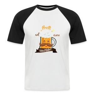 Prost, toller Vater T-Shirts - Männer Baseball-T-Shirt