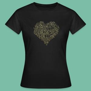 Coeur celte - T-shirt Femme