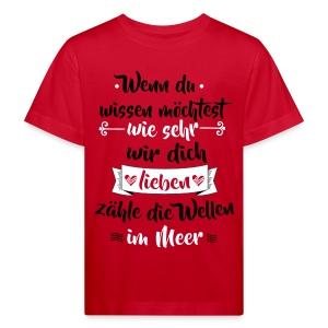 Zähle die Wellen 02 T-Shirts - Kinder Bio-T-Shirt