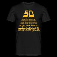 50 vor langer Zeit T-Shirts