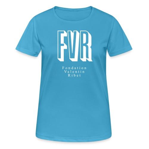T-shirt FVR femme - T-shirt respirant Femme