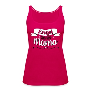 Engel Mama Tops - Frauen Premium Tank Top