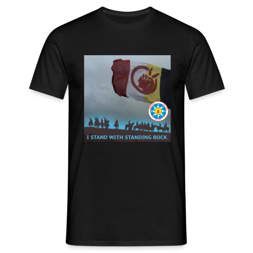 Sioux Tribes - Männer T-Shirt