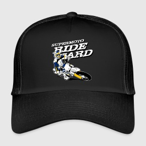 Supermoto Racing Casquettes et bonnets - Trucker Cap