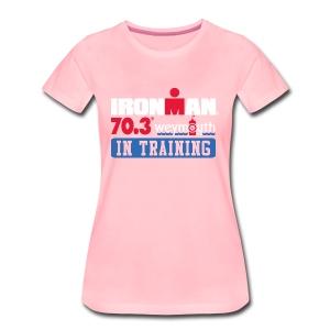 IRONMAN 70.3 Weymouth In Training Women's Premium T-shirt - Women's Premium T-Shirt