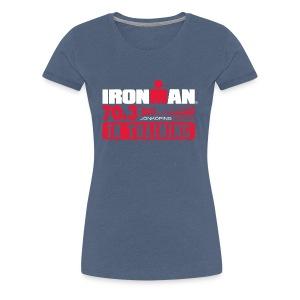IRONMAN 70.3 Jonkoping In Training Women's Premium T-shirt - Women's Premium T-Shirt