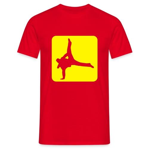 camiseta gim - Camiseta hombre