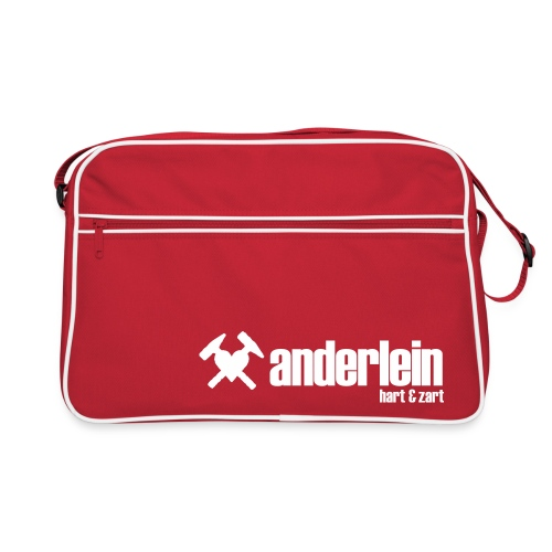 Anderlein-Tasche - Retro Tasche