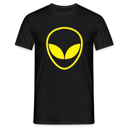 camiseta alien - Camiseta hombre