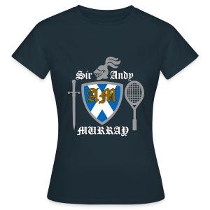 Sir Andy. Ladies T Shirt. Colour choice. - Women's T-Shirt