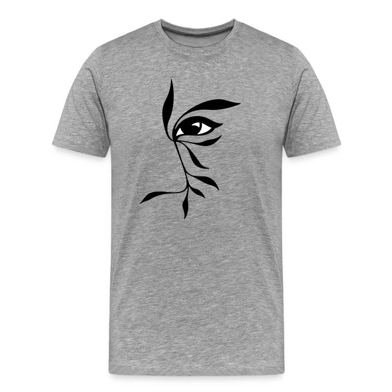 tee shirt il feuilles spreadshirt. Black Bedroom Furniture Sets. Home Design Ideas