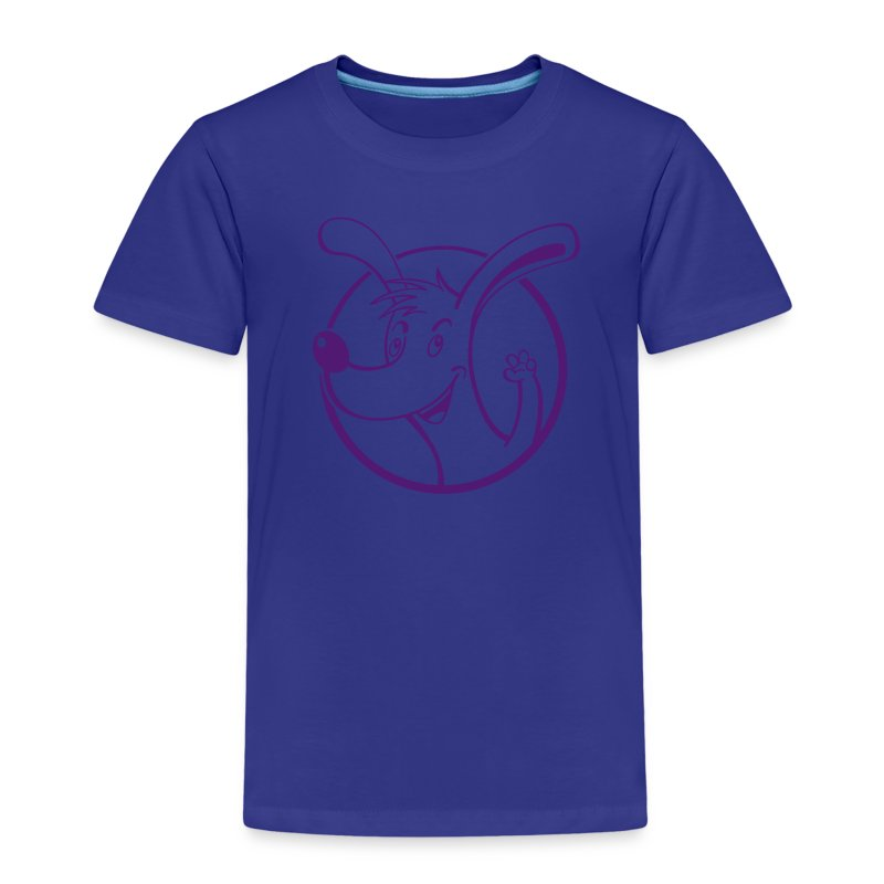 Wuff - Kinder Premium T-Shirt - Kinder Premium T-Shirt
