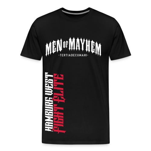 HH West Fight Elite Shirt - Männer Premium T-Shirt