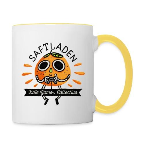 Saftladen Orange Juice Mug - Contrasting Mug