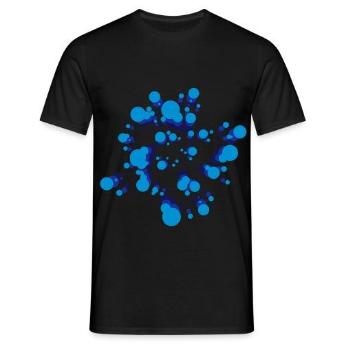 Bulles Psychédéliques v2 - T-shirt Homme