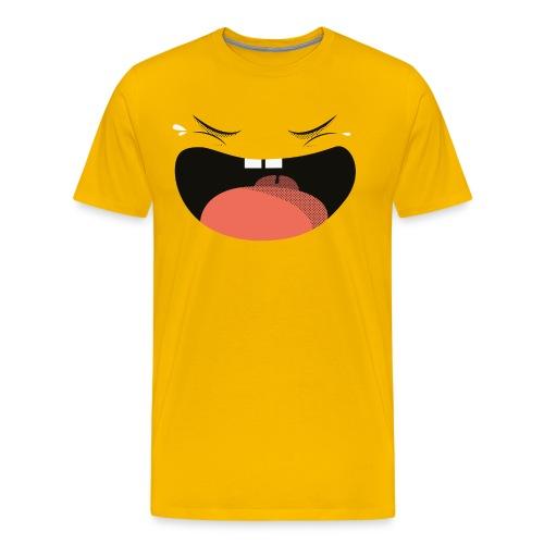 LOL-Male - Men's Premium T-Shirt