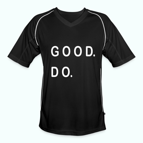 GOOD. DO. - Men's Football Jersey