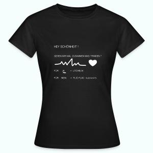 schönheit - Frauen T-Shirt