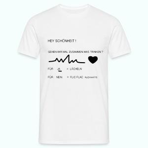schönheit - Männer T-Shirt