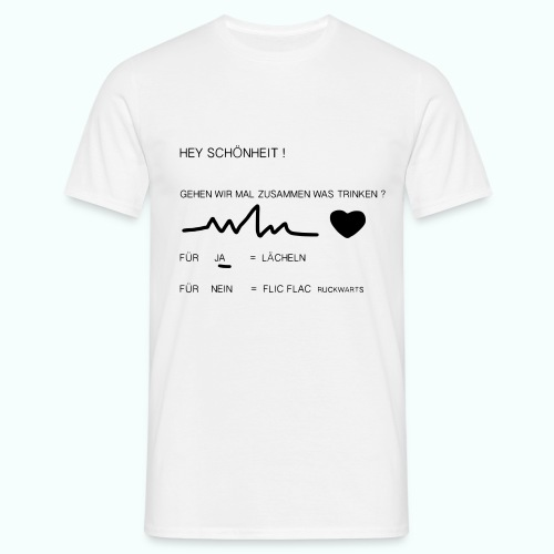 schönheit - Men's T-Shirt