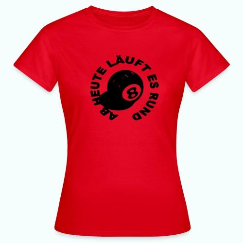 läuft rund - Women's T-Shirt