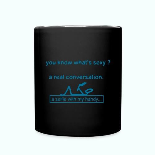 what's sexy - Full Colour Mug