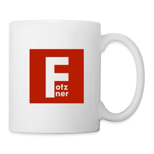 Original Fotzner Tasse Exklusiv Logo *NEU* - Tasse