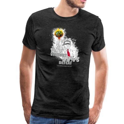Tronald Dump - Männer Premium T-Shirt