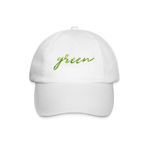 Casquette Unisex Green - Casquette classique