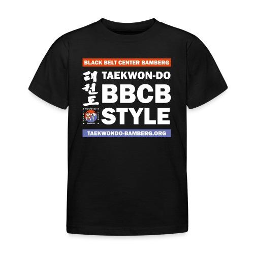BBCB STYLE Kids - Kinder T-Shirt