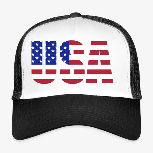 USA CAP - Trucker Cap