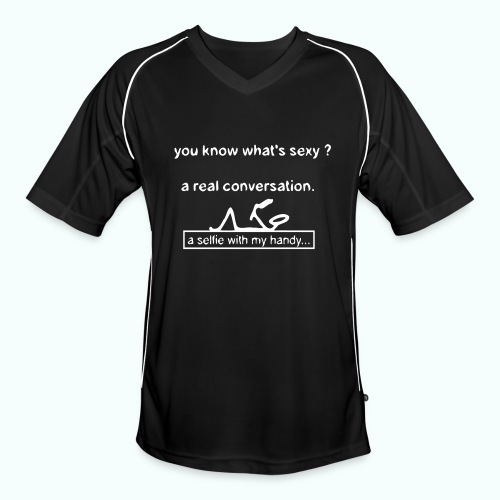 whats sexy - Men's Football Jersey