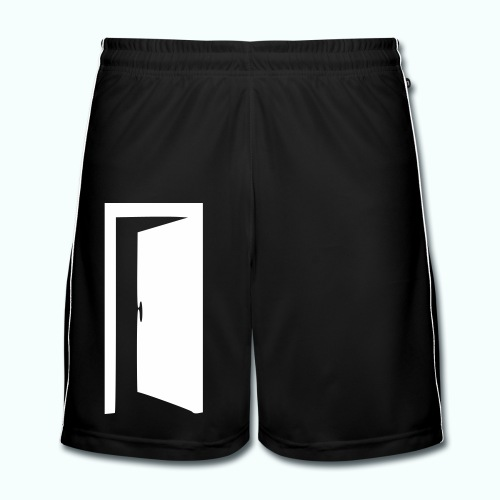 komm rein ... bin offen - Men's Football shorts