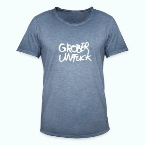 unfuck - Männer Vintage T-Shirt