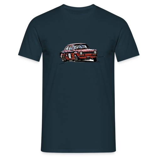 Mk1 Escort Sideways T-Shirt - Men's T-Shirt
