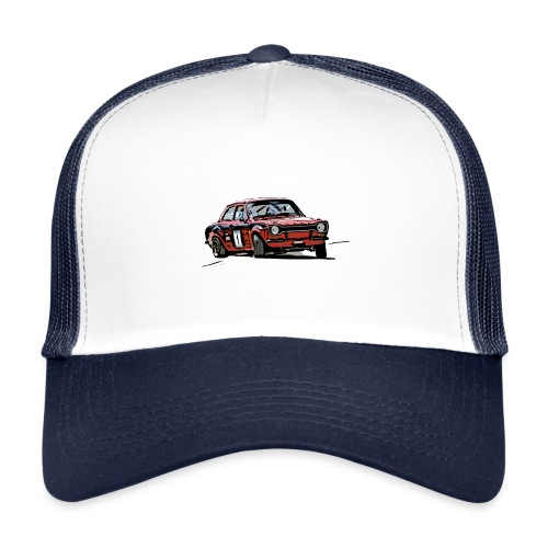 Mk1 Escort Sideways Hat - Trucker Cap