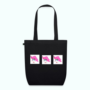 hingucker shopping bag - Bio-Stoffbeutel